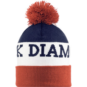 Black Diamond Tom Pom Beanie captain-white-rust
